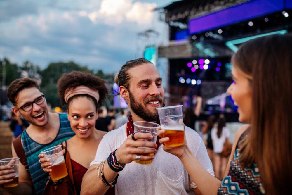 gehoorbescherming op festivals