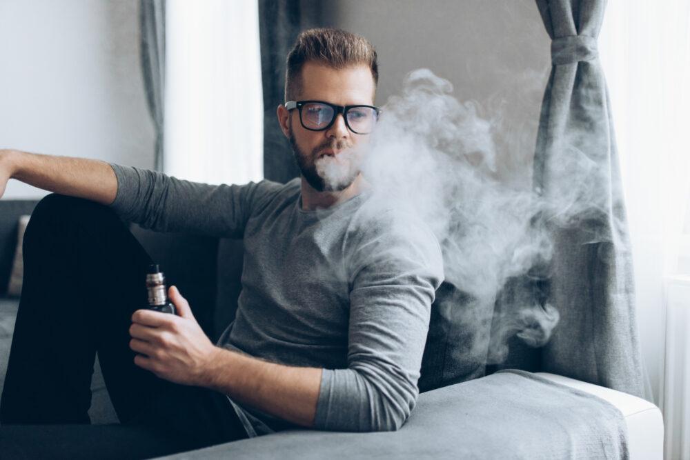elektrisch roken therapie